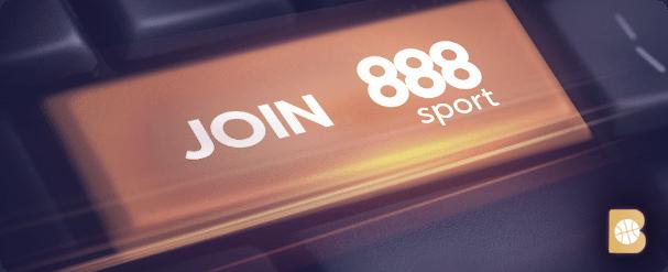 Join website 888sport.com